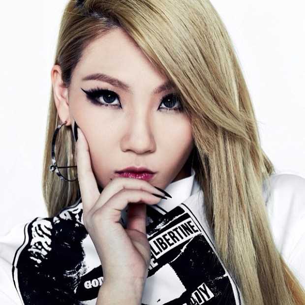 Image sourced from CL's instagram account @chaelin_cl