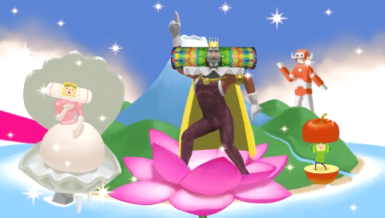 224919-me-my-katamari-psp-screenshot-introduction-the-king-queen