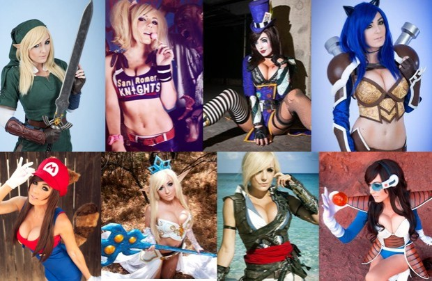 Jessica Nigri - Cosplay Posters available on NIGRI PLEASE!