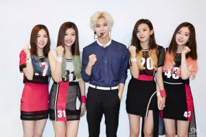 Two of my favourite KPop acts: Taemin and Red Velvet http://jujutaem.wordpress.com/2014/08/18/starcast-danger-ace-taemin-steal-my-heart/