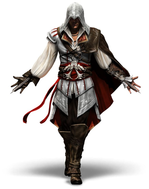 The costumer which I will be adapting through cross play and adding Asian Samurai Elements to. Source: www.fightersgeneration.com