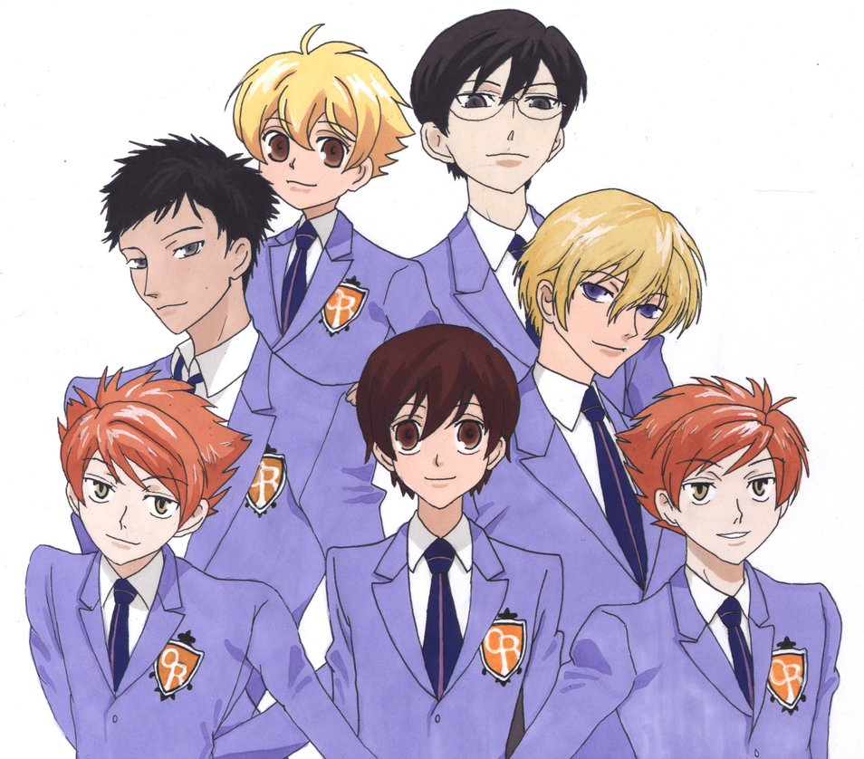 Ouran Highschool Host Club Reiko