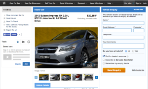 A comparative study reveals the resale value of a 2012 Subaru Impreza is vastly less in Japan than in Australia. These price differences are driven by Japan's 'shaken' registration and a ownership culture focused on updating the motorists vehicle.