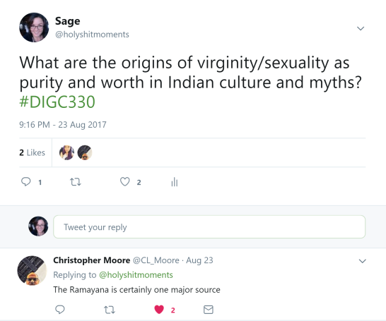 Virginal purity