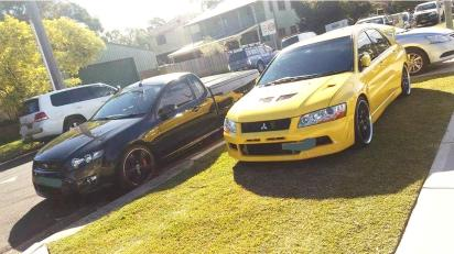 evo and ford