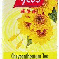 What we ate: Chrysanthemum Tea