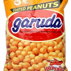 What we ate: Garuda Hot and Spicy Peanuts
