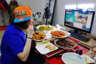 Koreans Have An Insatiable Appetite For Watching Strangers Binge Eat – Source: National Public Radio