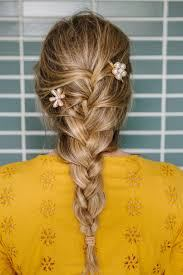 How to French Braid: An Easy Step-by-Step Tutorial for A Relaxed French  Braid — The Effortless Chic